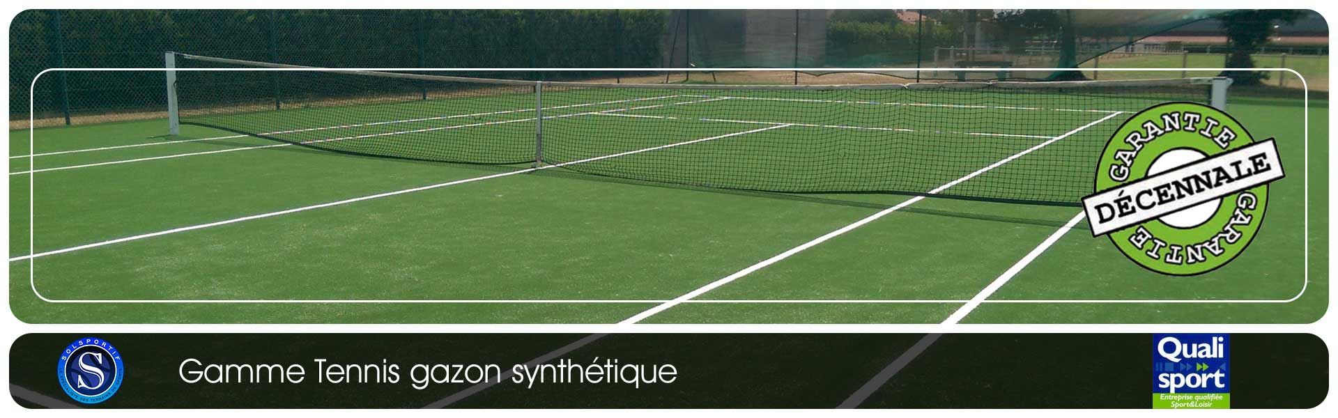 solsportif tennis, beton poreux, gazon synthetique, terre battue